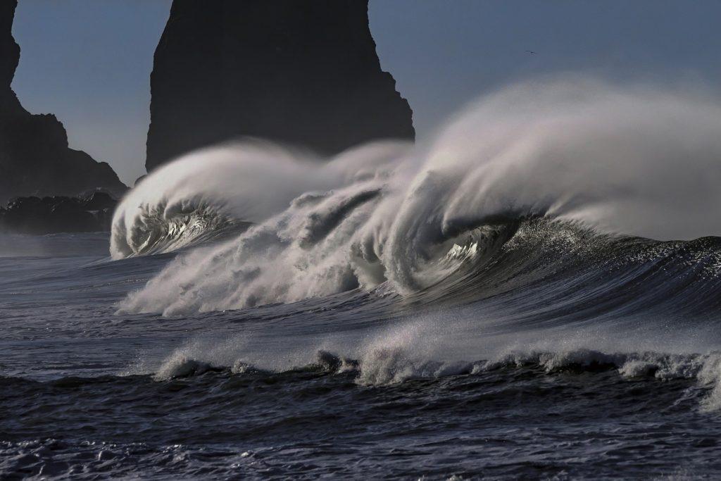 vent tempête mer